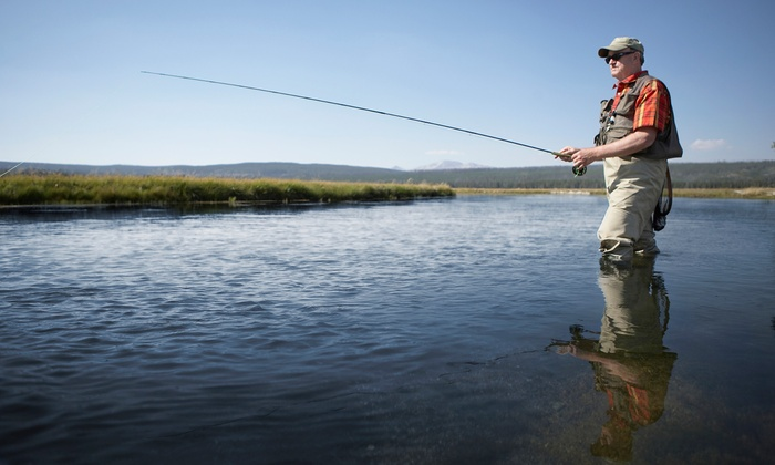 Rocky Mountain Flyfishing Guides - Denver: $199 for a Six-Hour Guided Fly-Fishing Trip for Two from Rocky Mountain Flyfishing Guides ($425 Value)