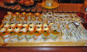 Sakura: 32-Piece Sushi Platter from R229 for Two at Sakura