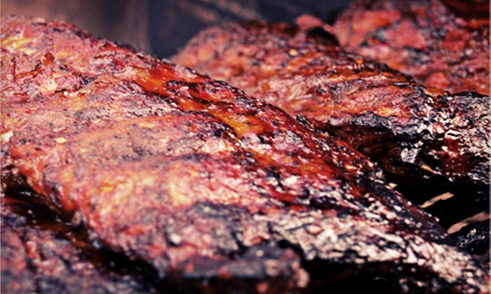 2012 Northwest Ribfest - Meridian: VIP Festival Day With Catered Fare and Optional Unlimited Alcohol at 2012 Northwest Ribfest in Meridian (Up to 61% Off)
