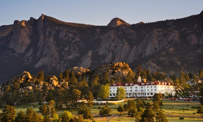 The Stanley Hotel Estes Park Co Stay With Dining Credit At