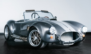 Imagine Lifestyles: Vintage Driving Experience in a Shelby Cobra 427 from Imagine Lifestyles (Up to 50% Off)