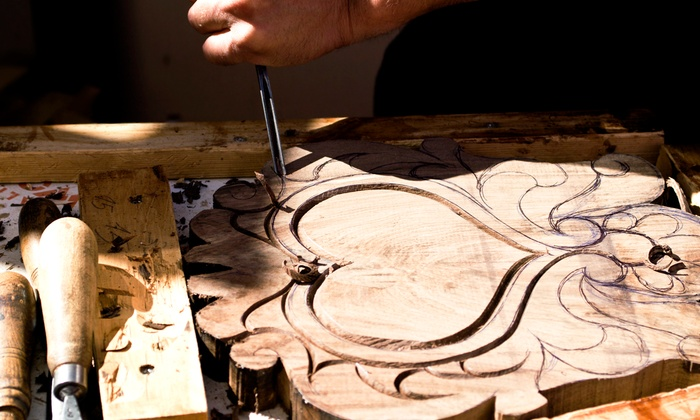 Calvo Studio - East Gloucester: Four-Hour Introductory Carving Class for One or Two at Calvo Studio (Up to 50% Off)