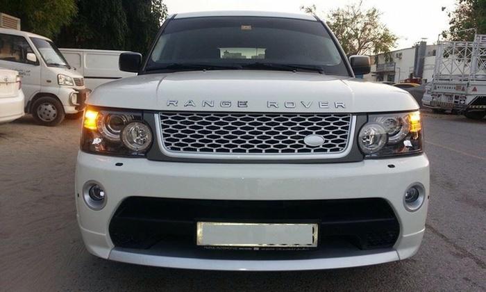 Apex Auto Garage - From AED 199 - Dubai   Groupon