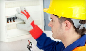 Mr. Electric: $149 for Whole-House Surge Protection with Panel Inspection and Cleaning from Mr. Electric ($414 Value)