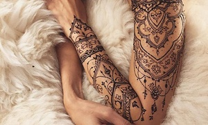 Tales of Inkspiration: 60 Minutes of Tattoo and 30-Minute Consultation Time at Tales of Inkspiration (78% Off)