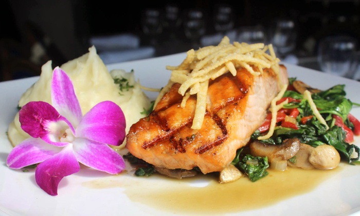 Casablanca on the Bay - Casablanca on the Bay: $17 for $30 Worth of Fresh Seafood Specialties at Casablanca on the Bay