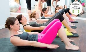Kimi Espaço: 1, 2 ou 3 meses de pilates e/ou ioga (2x por semana) no Kimi Espaço – Centro