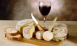 The Tasting Room at River Ridge Golf Club: Cheese and Wine for Two or Four at The Tasting Room at River Ridge Golf Club (Up to 51% Off)