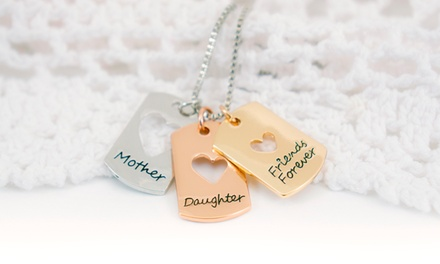 Mother Themed Pendant Necklaces