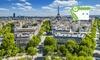 Golden Tulip Gare de Lyon 209 - Paris: Paris : chambre double Standard pour 2 personnes avec petit déjeuner au Golden Tulip Gare de Lyon 209 4*