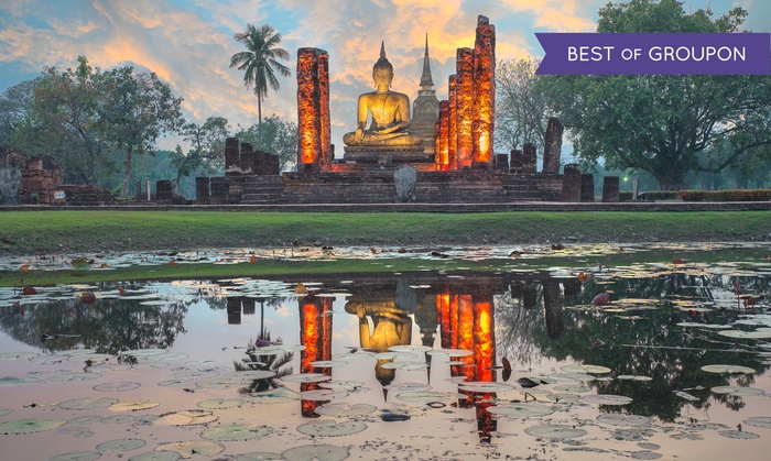 9-Day Tour of Thailand with Airfare from Gate 1 Travel