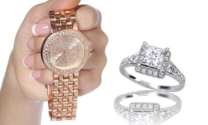 Loucri Jewelers: Jewelry, Watches, and Repair Services at Loucri Jewelers (50% Off). Three Options Available.