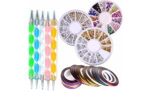 Nail Art Decorating Kit