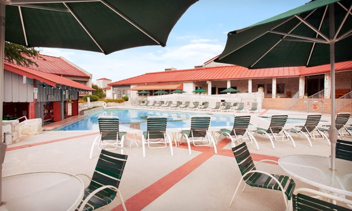 null - San Antonio: Stay with Optional Dining Credit at YO Ranch Hotel and Conference Center in Texas Hill Country