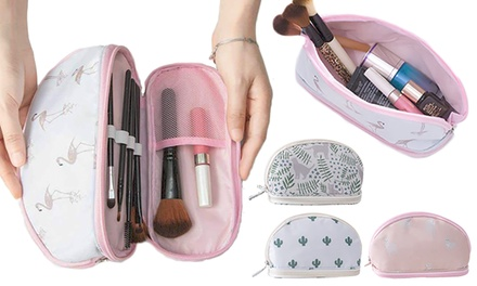 Double-Layer Toiletry Bag