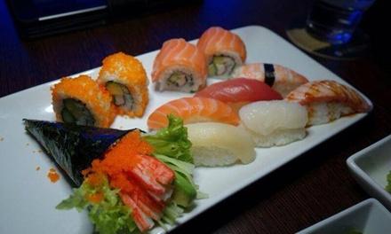 Japanisches 5-Gänge-Menü für zwei oder vier Personen bei Noori Sushi (bis zu 47% sparen*)