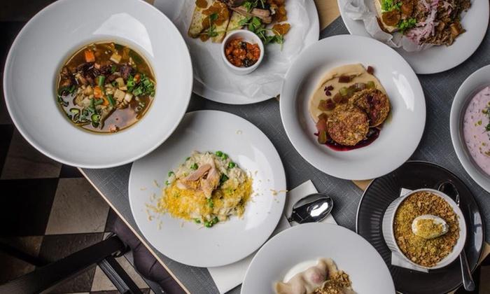 Kuchnia Międzynarodowa Pomelo Bistro Groupon