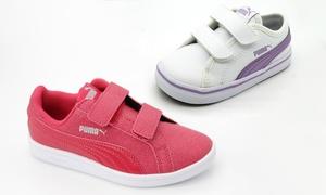 Baskets de sport Puma pour fille