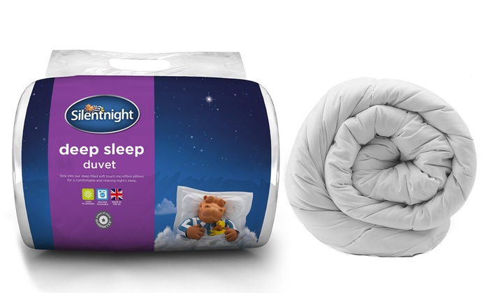 Silentnight Deep Sleep Duvet from £16