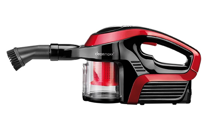 aspirateur sans fil cyclone cleanmaxx groupon. Black Bedroom Furniture Sets. Home Design Ideas