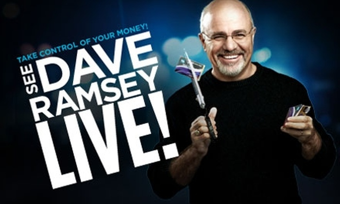 Dave Ramsey - The Total Money Makeover Live - Downtown Oklahoma City: $19 Admission to Dave Ramsey Total Money Makeover LIVE