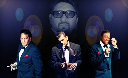 Broadway Rat Pack at the Milwaukee Athletic Club on Fri., Apr. 20 at 7:30PM: Best-Available Seating - Broadway Rat Pack in Milwaukee
