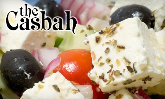 Casbah - Downtown: $15 for $30 Worth of Upscale Comfort Food and Drinks at the Casbah