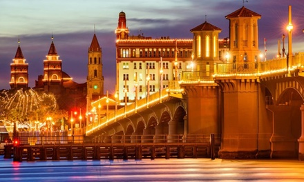 Nights of Lights Boat Tour for One, Two, or Four from Fins Up Tours (Up to 53% Off)