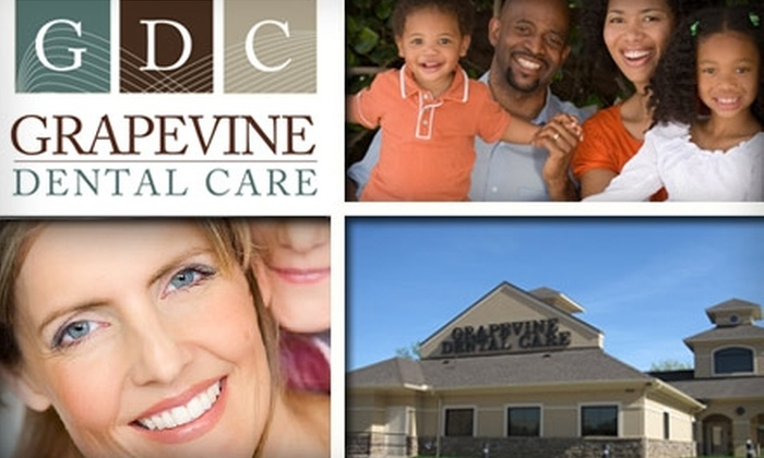 Grapevine Dental Care - Grapevine: $49 for an Exam, X-Rays, and Invisalign Impressions ($390 Value), Plus $1,000 Off Total Invisalign Treatment at Grapevine Dental Care