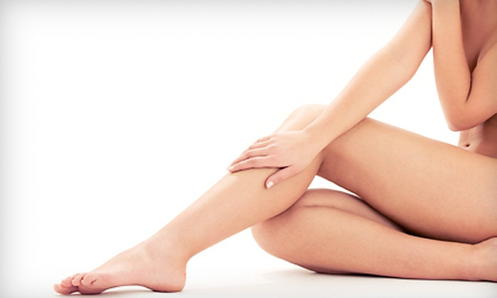 Lucy's Laser - Welland: One Year of Unlimited Laser Hair-Removal Treatments on Up to There Areas at Lucy's Laser (Up to 95% Off)