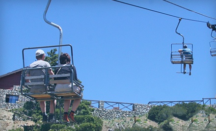 Mt. Baldy Ski Lifts - Mt. Baldy Ski Lifts in Mt. Baldy