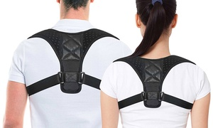 Posture-Support Brace for Men and Women