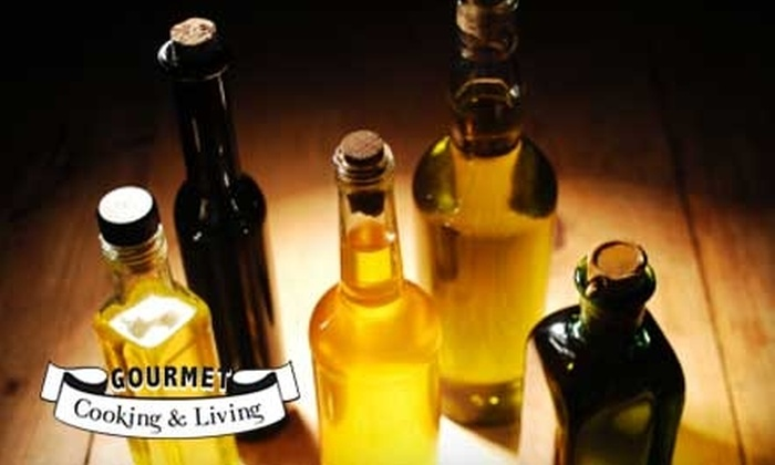 Gourmet Cooking and Living: $48 for a Three-Month Membership to Italian Olive Oil of the Month Club with Gourmet Cooking and Living ($96 Value)