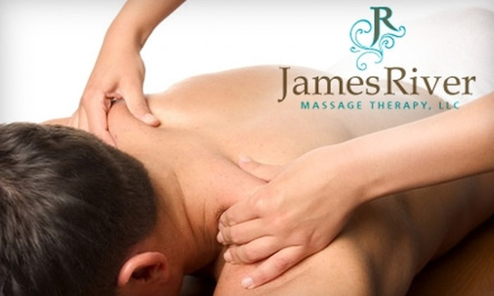 James River Massage Therapy - Brookland: $35 for a 60-Minute Massage at James River Massage Therapy ($70 Value)