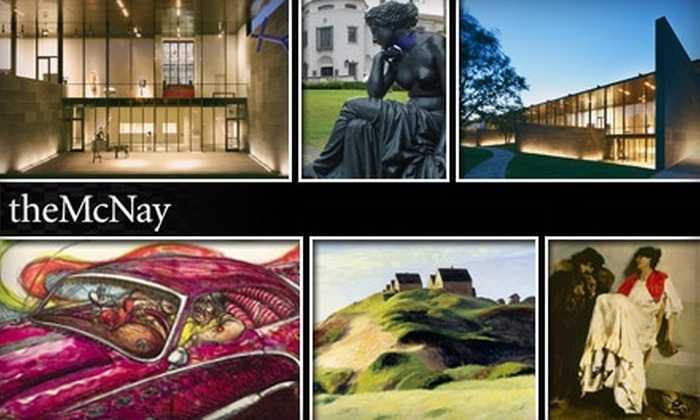 McNay Art Museum - Terrell Heights: $29 for a One-Year Family Membership to the McNay Art Museum