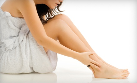 2 Sclerotherapy Spider-Vein Treatments (a $350 value) - Smart For Life - Health, Wellness, and Aesthetics in Wichita