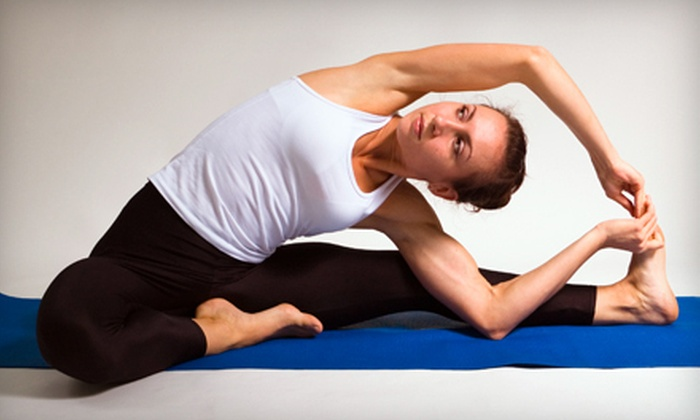 Power Flow Hot Yoga - Northeast Dallas: $25 for 20 Hot-Yoga Classes at Power Flow Hot Yoga ($220 Value)