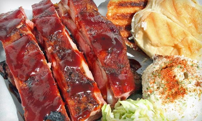 Coach's BBQ - Northeast Reno: $5 for $10 Worth of Barbecue Fare at Coach's BBQ