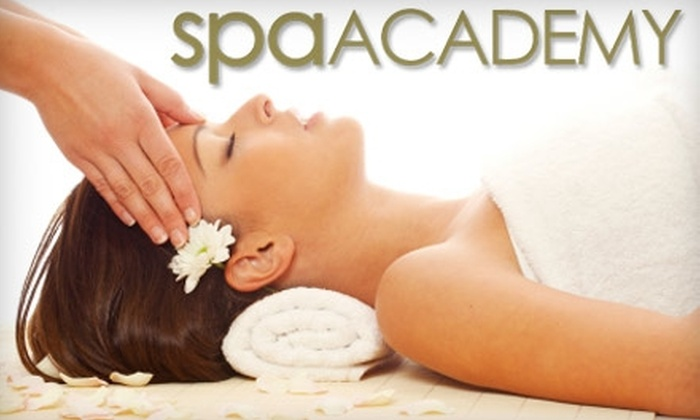 Spa Academy - Caswell Hill: Half Off Spa Services at Spa Academy. Choose from Two Options.
