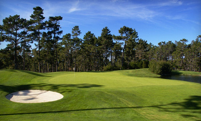 Poppy Hills Golf Course - Multiple Locations: $55 for an 18-Hole Golf Outing at Poppy Hills Golf Course in Pebble Beach (Up to $200 Value)