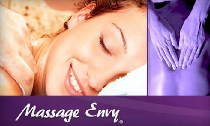 Massage Envy (San Diego) - Multiple Locations: $49 for a 90-Minute Massage of Your Choice at Massage Envy (Up to $148 Value)