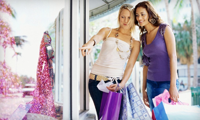 DWR Consignment Boutique - New Canaan: $25 for $50 Worth of Women's Clothing and Accessories at DWR Consignment Boutique in New Canaan