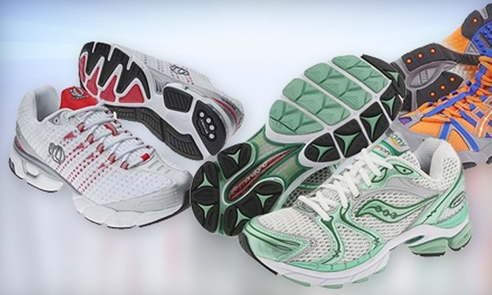Hit the Trails - Tampa Bay Area: $25 for $50 Worth of Running Shoes and Apparel at Hit the Trails in Lithia