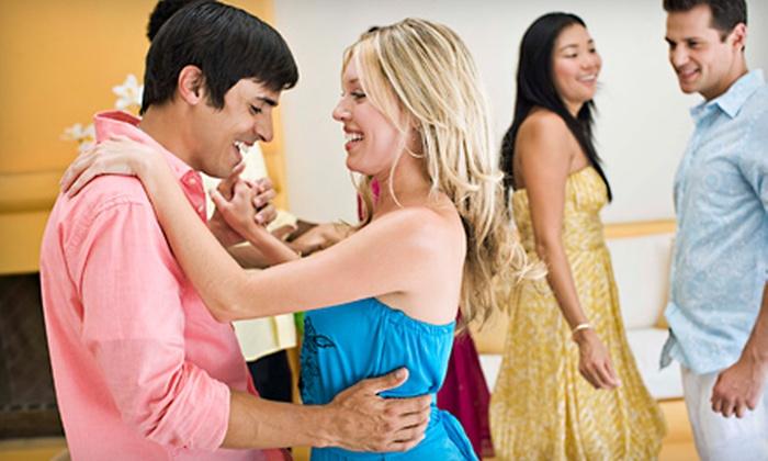 Guzmán's Dance Studio - Fayetteville: $25 for Five 60-Minute Drop-In Dance Classes at Guzmán's Dance Studio ($50 Value)