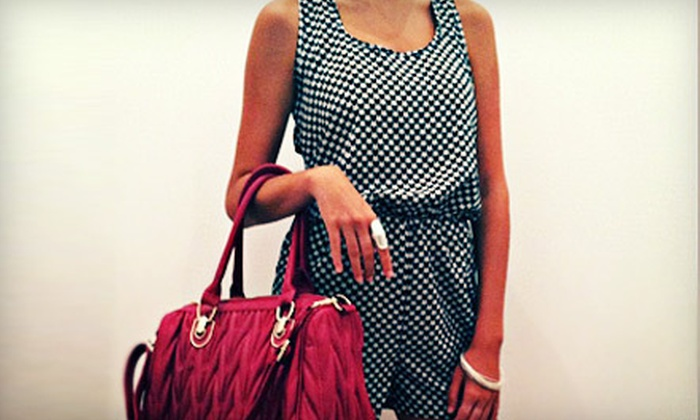 Henri Girl Boutique - Tallahassee: $20 for $40 Worth of Women's Apparel and Accessories at Henri Girl Boutique