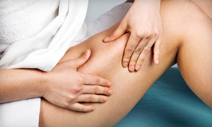Slim N'Go - Ottawa: $109 for Two 90-Minute Cellulite-Reduction Treatments at Slim N'Go ($390 Value)