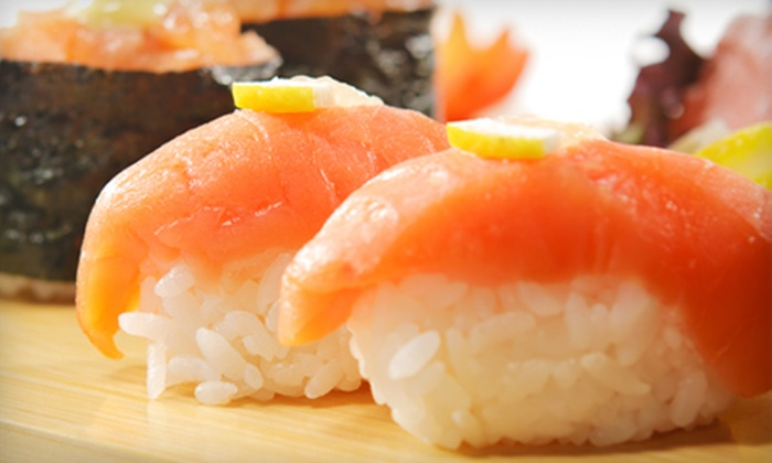 Matsuya Sushi & Grill - Windy Hill: Sushi and Japanese Cuisine at Matsuya Sushi & Grill (Up to 60% Off). Two Options Available.
