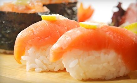 $25 Groupon - Matsuya Sushi & Grill in Jacksonville