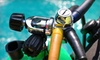 Explorer Diving - Kingston Mills: Introductory Snorkelling Class or Basic Open-Water Certification Course from Explorer Diving (Up to 51% Off)