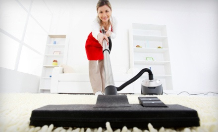 1 House Cleaning Session for 4 Rooms (a $130 value) - Merry Maids in